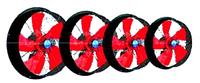 Осевые вентиляторы серии DUNDAR SM/ST 45