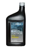 Масло ATF M-V 000077112e01 MAZDA 1л трансмиссионное синтетическое, фото 1