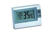 Термометр ел-гигрометр -10+60 *С 305005