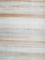 Шпалери вінілові на флізеліновій основі GranDeco OS4009 Opus смуги бежеві, світло-коричневі