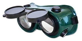 Очки сварочные Technics с круглыми стеклами (16-531)