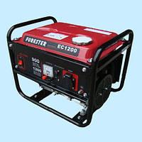 Генератор бензиновый однофазный FORESTER EC1200 (0,9 кВт)