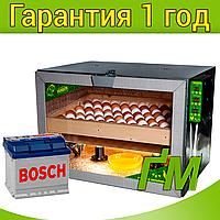 Инкубатор Тандем-80 с резервным питанием, фото 1