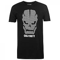 6523c400 Футболка Official Character Call Of Duty Fractal Skull, (10098118)