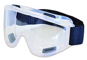 Очки защитные Technics упрочненные прозрачные (16-535)