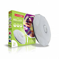 Світильник світлодіодний SMART LIGHT Melody RGB 36W dimmable 3000-6500K