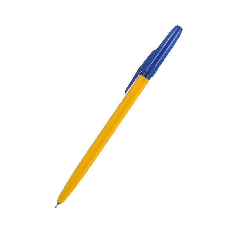 Ручка шариковая Axent синий 0,5мм (DB2000-02)