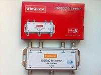 DiSEqC 1.1 6x1 WinQuest GD-61A