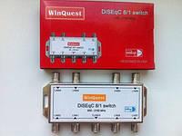 DiSEqC 1.1 8x1 WinQuest GD-81A