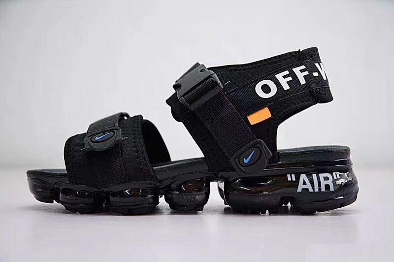 "Сандалі Nike x Off White ""Чорні"""