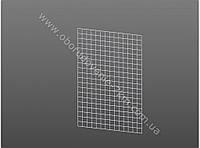 Торговая сетка (решетка) 150х75см проволока 3мм,ячейка 50/50мм.