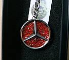 Оригінальний брелок для ключів Mercedes-Benz Key ring, Saint-Tropez, Red (B66959999), фото 3
