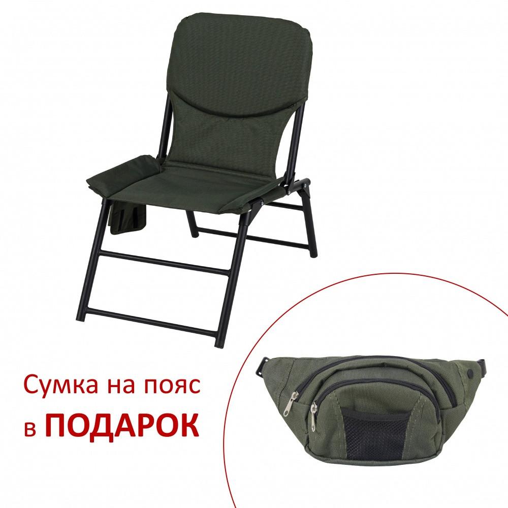 "Кресло ""Титан"" d27 мм (зеленый Меланж)"