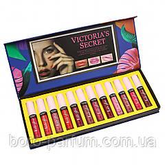 Набор блесков для губ Victoria's Secret Holo glow Matte Lipgloss