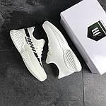 Мужские кроссовки Wonex (белые), фото 4