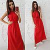 Женское летнее легкое платье мод.2311
