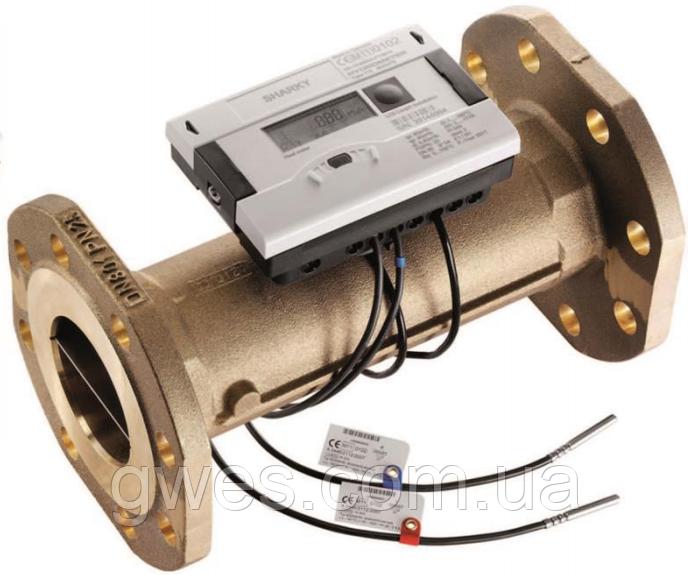 Счетчик тепла некомпактный SCYLAR INT 8/473 DN32 Qn6 фланцевый с двумя расходомерами