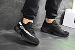 Мужские кроссовки Wonex (черные), фото 3