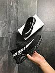 Мужские кроссовки Wonex (черные), фото 4