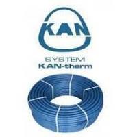 Труба польская KAN-therm Blue Floor PE-RT 16x2 с антидиффузионной защитой