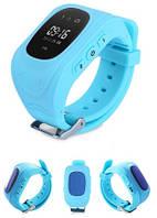 Q50 детские умные часы с GPS (blue)