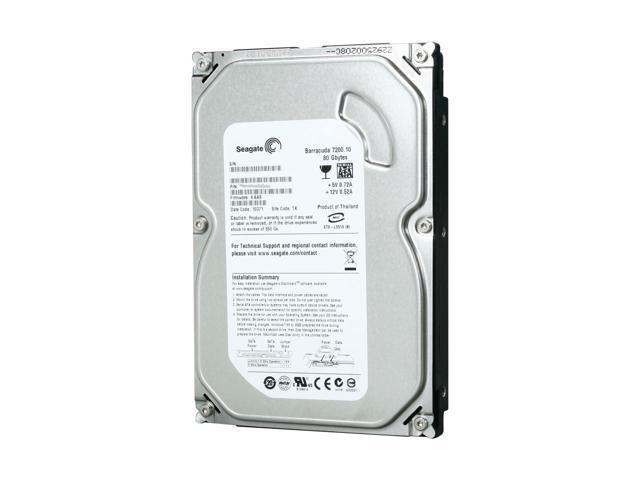 """Жесткий диск Seagate ST380815AS 80GB 3.5"""" Б/У """"Over-Stock""""  Б/У"""