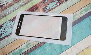 Защитное стекло Full Glue для Xiaomi Redmi GO Черное 5D
