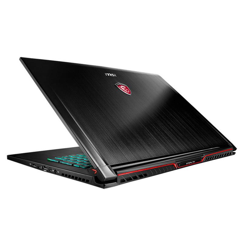 Ноутбук MSI GS73VR 6RF Stealth Pro 120GHz - i7-6700HQ/16 ГБ/240ГБ SSD/1Tb HDD /GTX1060 6Gb  Б/У
