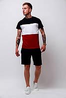 Мужской комплект футболка + шорты