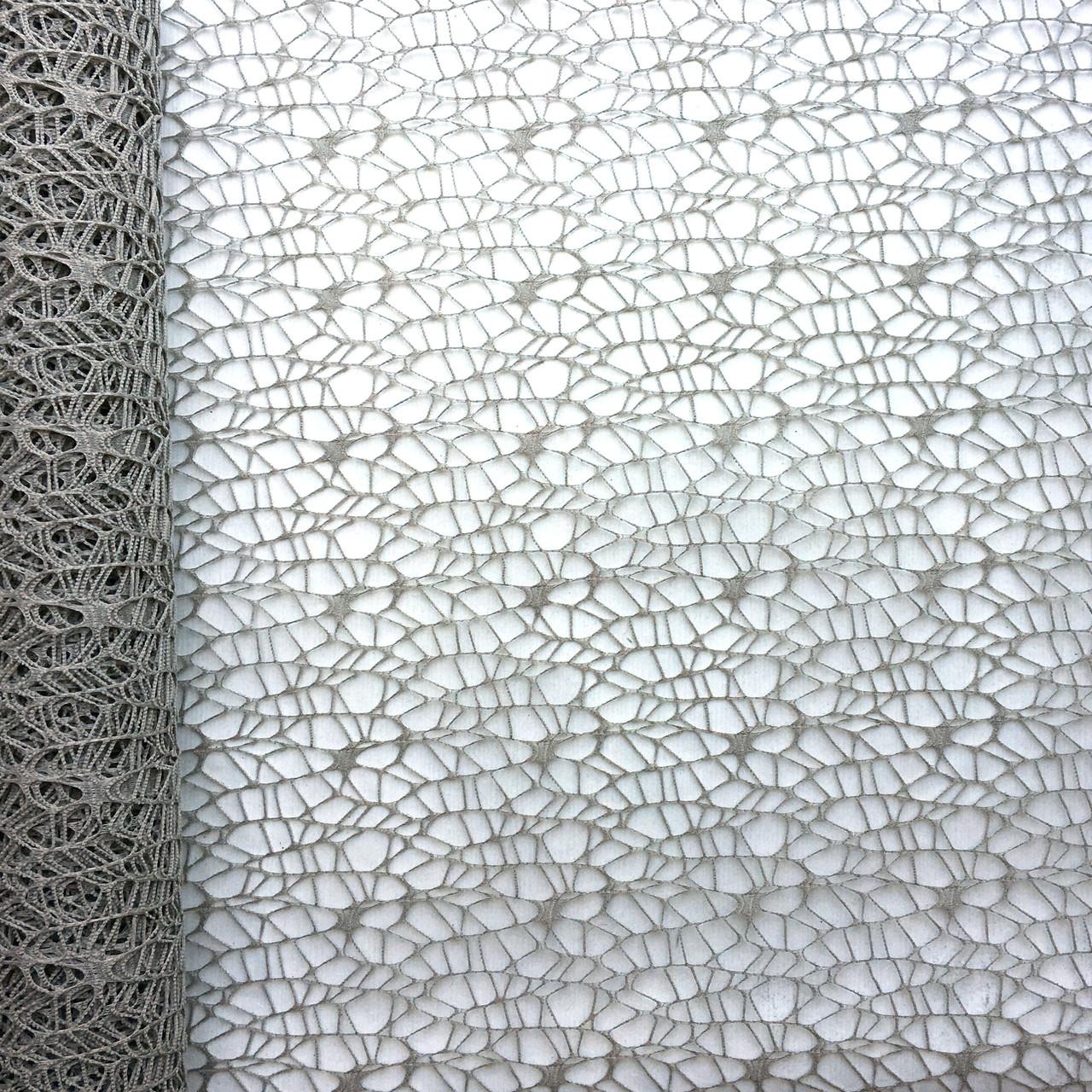 Сетка флористическая Poly net 1 серая 53 см х 5 ярдов