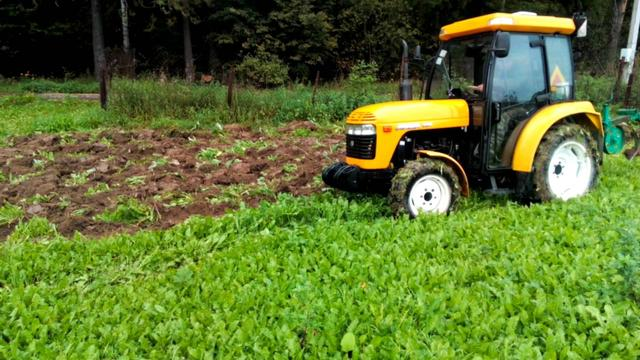 тракторы Jinma