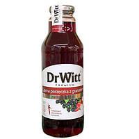 DrWitt czarna porzeczka zgranatem Витамин С 532ml
