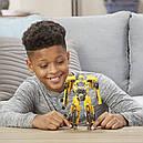 Трансформеры Бамблби автоботы Миссия Взгляд Transformers Bumblebee Mission Vision Bumblebee Hasbro, фото 6