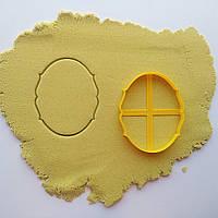 "3D формочки-вырубки для пряников ""Рамочка 19"""