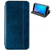 Чехол книжка кожаный Gelius для Xiaomi Mi9 SE Blue