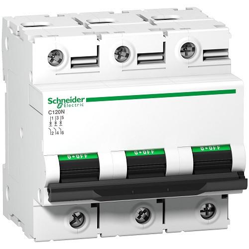 Schneider Electric Acti9 C120N 10kA до 125А