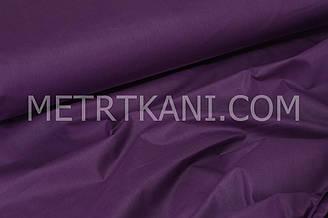 Однотонная польская  бязь чернильно-фиолетового цвета  135г/м2 №1505