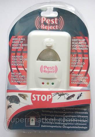 Ультразвуковой отпугиватель Pest Rejekt, фото 2