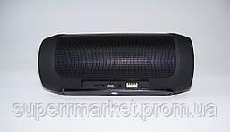 JBL Charge2+, беспроводная колонка с FM Bluetooth MP3 USB microSD Powerbank, black, фото 3