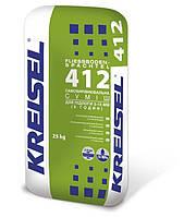 Самовыравнивающая смесь Kreisel 412 (3-15 мм) 25кг