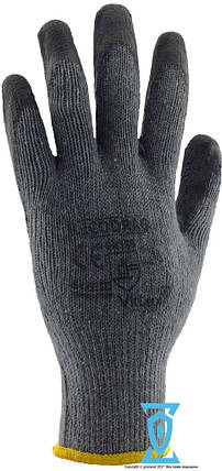 """Перчатки рабочие х/б покрытая вспененным латексом """"RECODRAG"""", фото 2"""