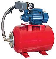 Насосная станция для водоснобжения (подачи воды в дом и полива)24 л.(Напор 35м.Подача 35л/мин)