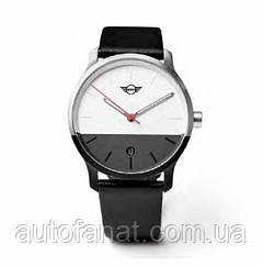 Оригинальные наручные часы унисекс MINI Colour Block Watch Unisex, Black/White (80262460917)