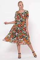 Платье летнее Катаисс цветы, фото 1