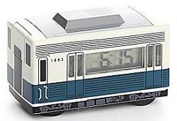 Будильник вагончик трамвая KS Tram R150627