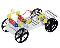 Конструктор Artec Электромобиль: параллельные и последовательные соединения единения, для развития детей