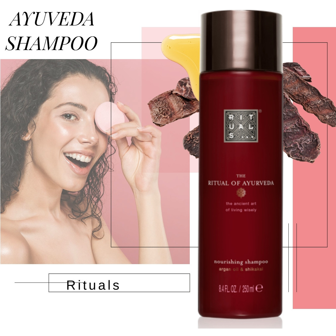 "Rituals. Шампунь  для волос ""Ayurveda"". Shampoo. 250  мл. Производство Нидерланды"