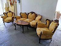 Комплект Диван, два кресла