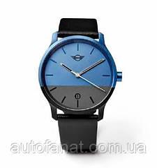 Оригинальные наручные часы унисекс MINI Colour Block Watch Unisex, Black/Island (80262460918)