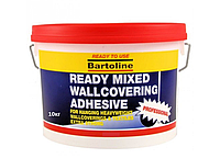 Готовый клей для обоев Bartoline 10кг